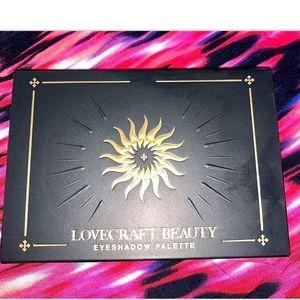 Lovecraft Beauty Warm Rituals 6 Eyeshadow Palette